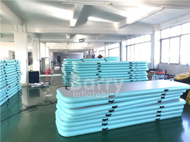 3m 4m 5m 6m 8m 10m 12m 15m 20m Long Air Track  Easy To Move Low Noise